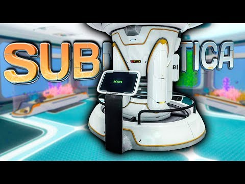 A SHINY NEW UPDATE! - Subnautica - Part 20