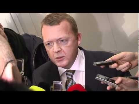 Se presset Lars Løkke  - Helle Thorning's skattesag ! 5. dec. 2011