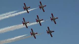 Patrulla Águila Spanish Air Force Air Show Turkey Türkiye Hava Gösterisi 2011