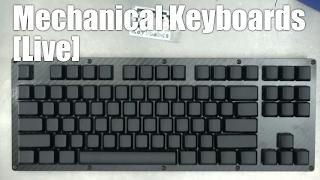 Mechanical Keyboards LIVE! - TKL Carbon Fiber Build