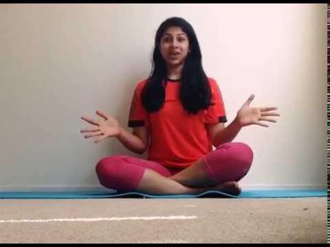 how to safely get into padmasana the lotus pose for