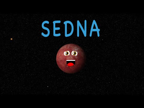 Planets Song for Kids / Solar System Song for children/Sedna Large Minor Planet