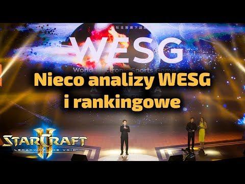 [#541] Live - Analiza WESG i ladder