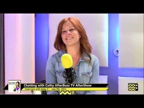 Kady Z Interview | AfterBuzz TV's Chatting with Cathy | July 9th, 2013