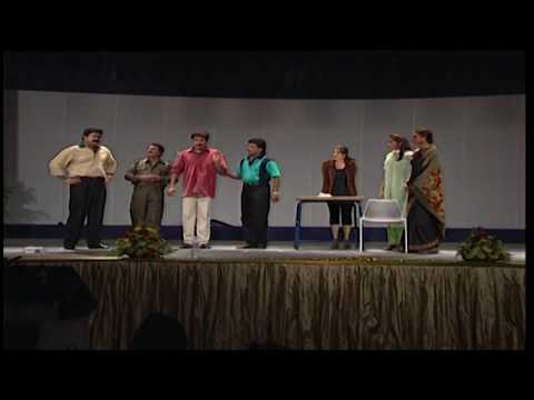Welcome 2000 Stage Show | Comedy Skit | Mohanlal, Cochin Haneefa etc