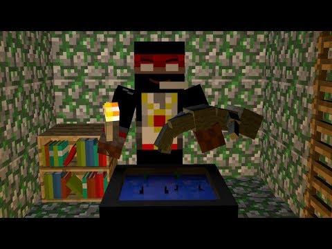 Подготовка подарка для мистика! [ХАРДКОР] - MineCraft