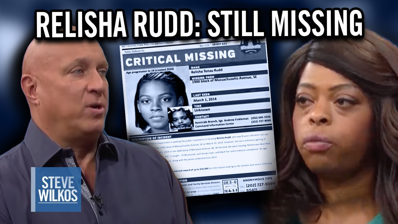 UPDATE: THE DISAPPEARANCE OF RELISHA RUDD | Steve Wilkos
