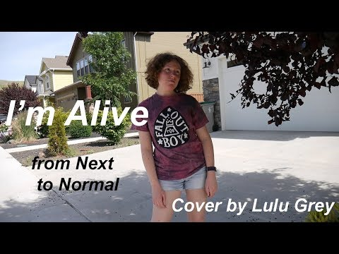 I'm Alive - Next to Normal cover mp3