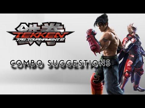 TTT2 - Jin & Lars Combo Suggestions