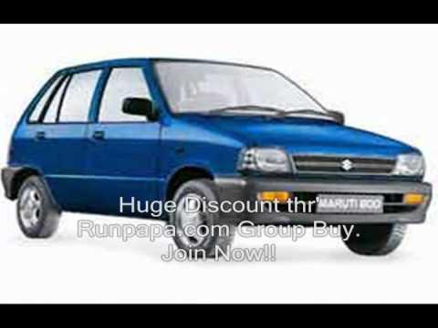Maruti Suzuki 800 Std Price Maruti Suzuki 800 Price List Youtube