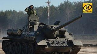 Російські військові привезуть на Парад Перемоги в Мінськ сучасні зразки бронетехніки