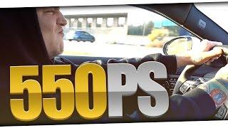 Durchdrehen im 550 Ps JAGUAR F-TYPE R thumbnail