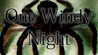 """One Windy Night"" by hopefullygoodgrammar 