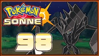 POKÉMON SONNE Part 98: Skuriles legendäres Pokémon Necrozma & Bromleys Geschichte