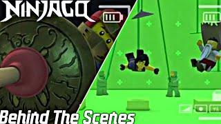 Ninjago Season 13 - Behind The Scenes