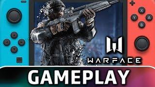 Warface | Nintendo Switch Gameplay