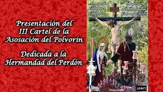 Presentación del III Cartel de la Asociación del Polvorín 2016 (Hollywood Huelva)