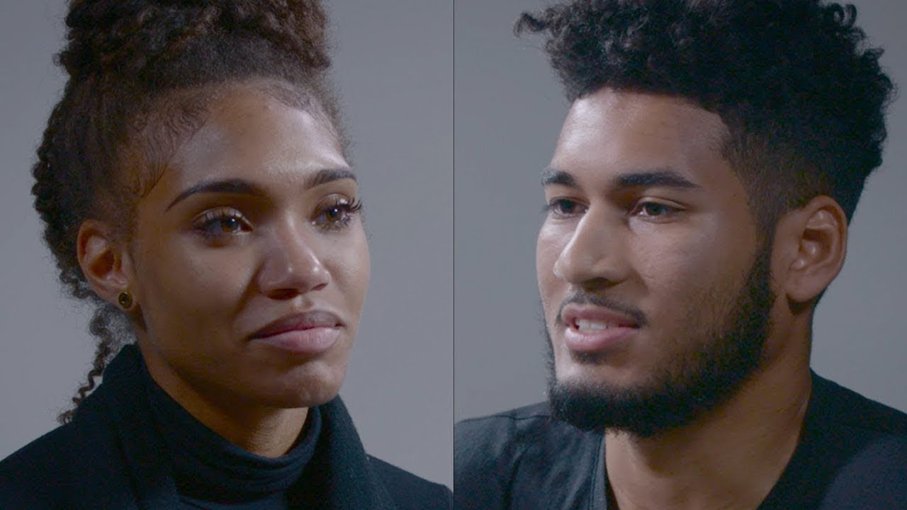 حبيبين سابقين يواجهان بعضهما بعد مدة من إنفصالهما - مترجم عربي