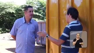 Vereadores em Ação - Cabo Magal Verri - Bolsão de entulho