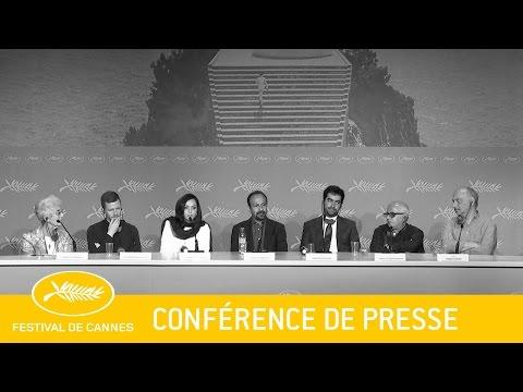 FORUSHANDE - Press Conference - EV - Cannes 2016