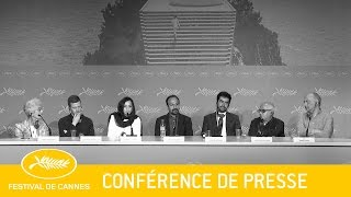 FORUSHANDE - Press Conference - EV - Cannes 2016