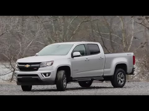 Test Drive: 2016 Chevrolet Colorado Diesel
