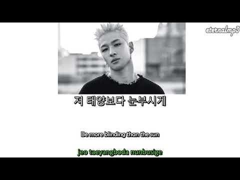 Taeyang 태양 - Louder (Live) (Color Coded Lyrics) (ENGLISH/ROM/HAN)