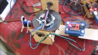 Self Balancing Gyroscope From Hard Drive Motor 1.2