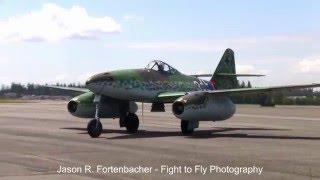 Messerschmitt ME 262 - Legend Flyers - Test flights
