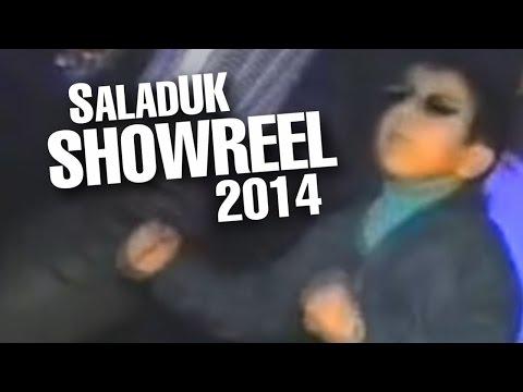 SaladUK Showreel 2014