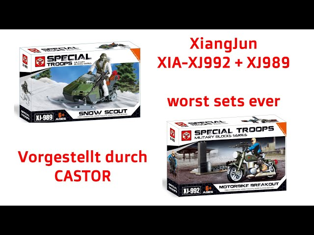 XiangJun - Wie kann man nur so was verkaufen?