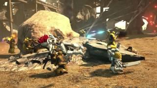 Warhammer 40k Eternal Crusade | Factions Trailer