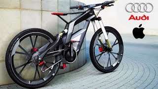 5 UNIQUE SMART BICYCLE INVENTION You Can Control With SmartPhone