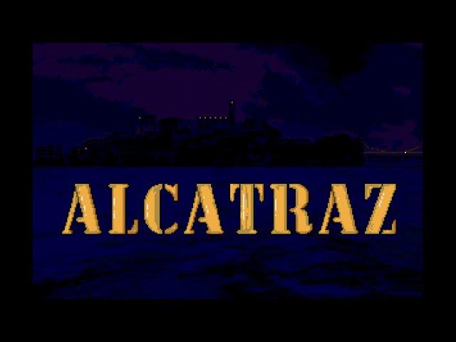 Amiga 500 Longplay [018] Alcatraz