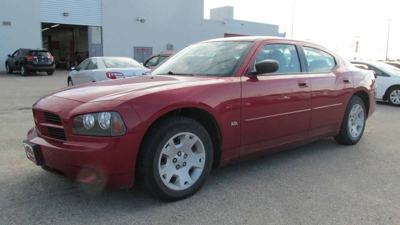 2006 dodge charger 3 5l start up walkaround and vehicle. Black Bedroom Furniture Sets. Home Design Ideas