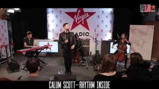 Calum Scott dans Le Lab Virgin Radio - Rhythm Inside