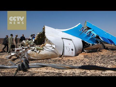 Egypt reveals details of Sinai plane crash investigation