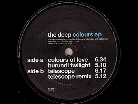 The Deep (DJ Deep & Julien Jabre)  -  Colours Of Love