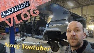 😮 Nový Youtuber mi rozřezal Favorita! 😮Fakoř vlog_9
