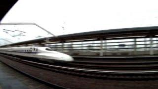 【日本のここが凄い】「新幹線凄すぎだろ!」新幹線に外国人の反応【その037】
