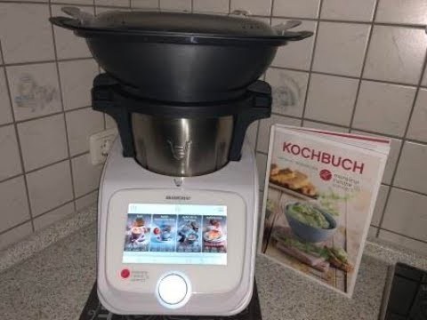 Vorstellung der Monsieur Cuisine Connect mit Cooking Pilot - YouTube