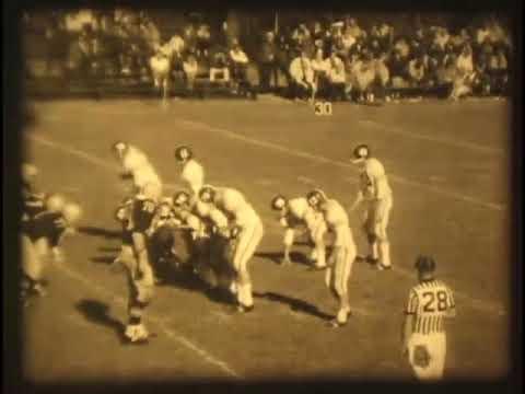 St. Cloud State vs. Michigan Tech University in football, September 30, 1967