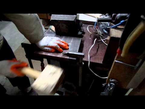 Как согнуть своими руками п образное сечение из листового металла