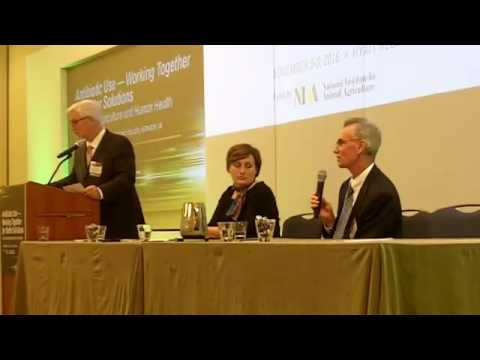 Panel - Q&A Stewardship of Antimicrobial Drug Use in Food Animals