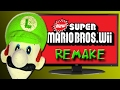New Super Mario Bros Wii - Luigi Time!!! Special Edition