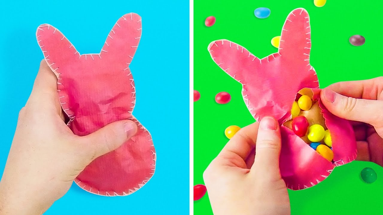 12 Cutest Easter Crafts And Diys Youtube