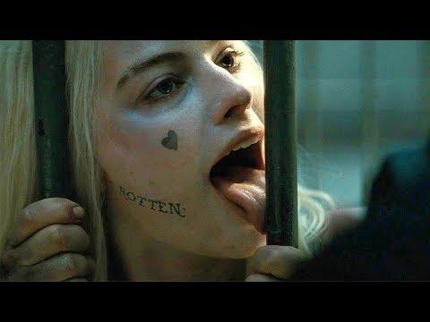 Харли Квинн в Тюрьме - Первое Появление - Отряд Самоубийц (2016) Момент из фильма