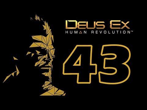 Deus Ex Human Revolution - Episode 43 - Murder Investigation