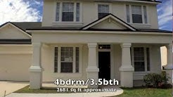 """Homes for Rent Jacksonville"" 4BR/3.5BA by ""Property Management Jacksonville FL"""