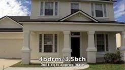 """""""Homes for Rent Jacksonville"""" 4BR/3.5BA by """"Property Management Jacksonville FL"""""""